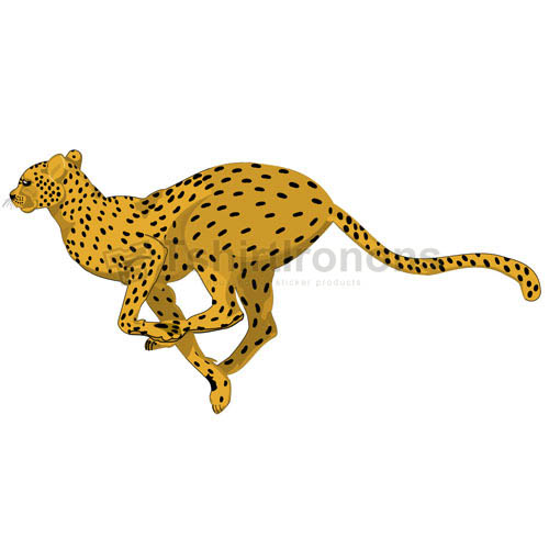 Cheetah T-shirts Iron On Transfers N5379