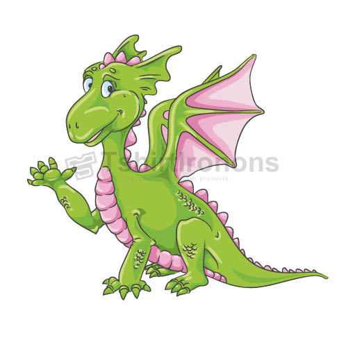 Dragon T-shirts Iron On Transfers N5430