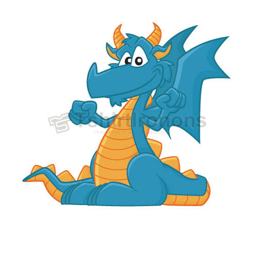 Dragon T-shirts Iron On Transfers N5441