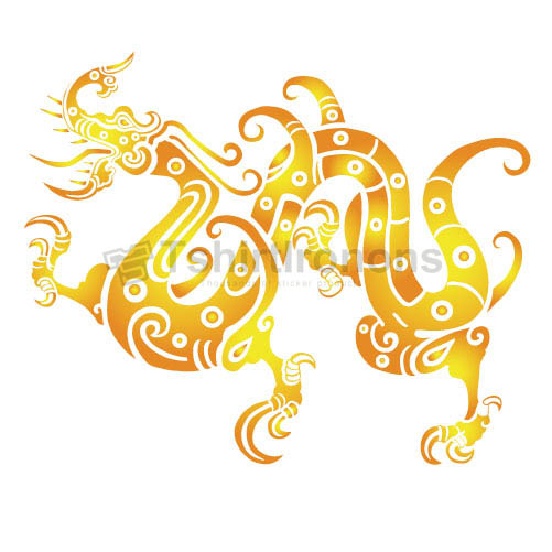 Dragon T-shirts Iron On Transfers N5468