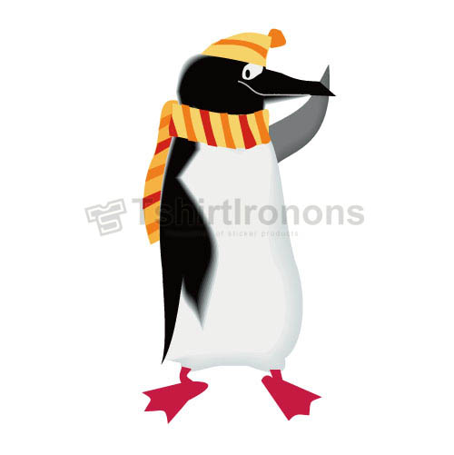 Penguin T-shirts Iron On Transfers N6928