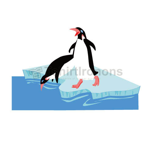 Penguin T-shirts Iron On Transfers N6943