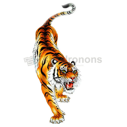 Tiger T-shirts Iron On Transfers N5604