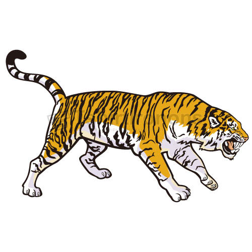 Tiger T-shirts Iron On Transfers N5614