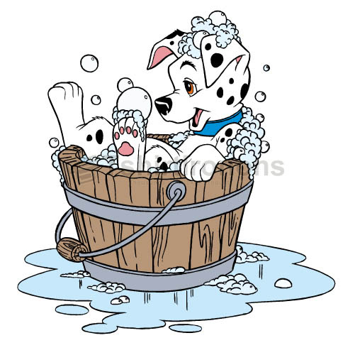101 Dalmatians T-shirts Iron On Transfers N2330