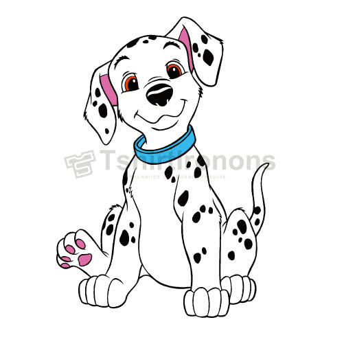 101 Dalmatians T-shirts Iron On Transfers N2335