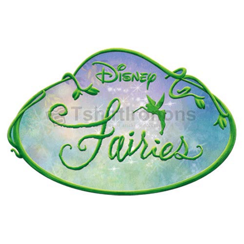 Disney Fairies T-shirts Iron On Transfers N3706