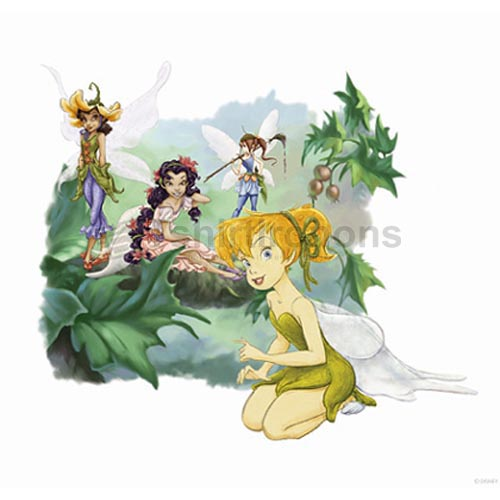 Disney Fairies T-shirts Iron On Transfers N3707