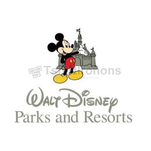 Disney T-shirts Iron On Transfers N2390
