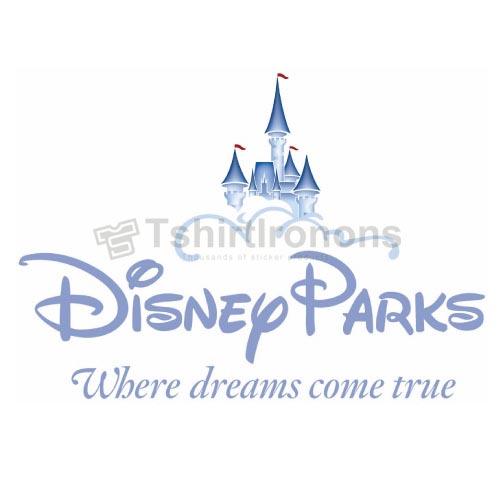 Disney T-shirts Iron On Transfers N2395
