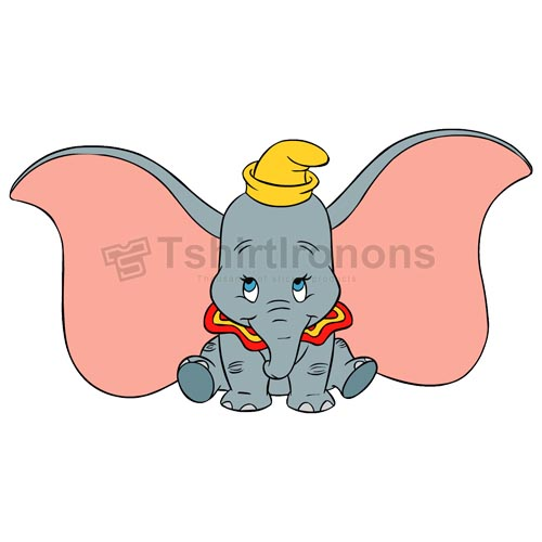 Dumbo T-shirts Iron On Transfers N3805
