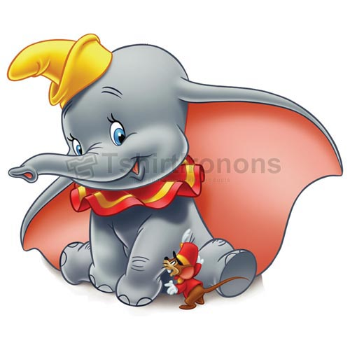 Dumbo T-shirts Iron On Transfers N3807