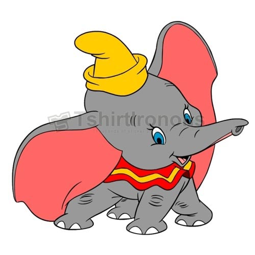 Dumbo T-shirts Iron On Transfers N3810