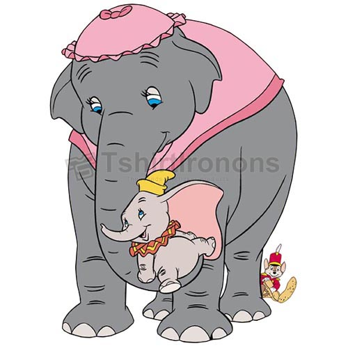 Dumbo T-shirts Iron On Transfers N3812