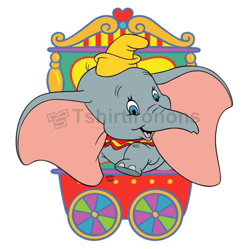 Dumbo T-shirts Iron On Transfers N3818