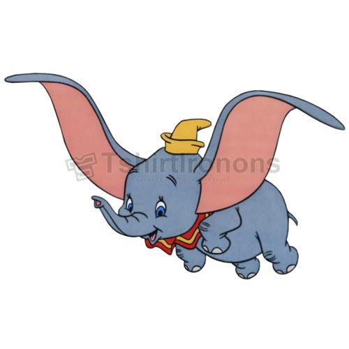 Dumbo T-shirts Iron On Transfers N3819