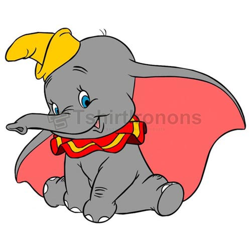 Dumbo T-shirts Iron On Transfers N3822