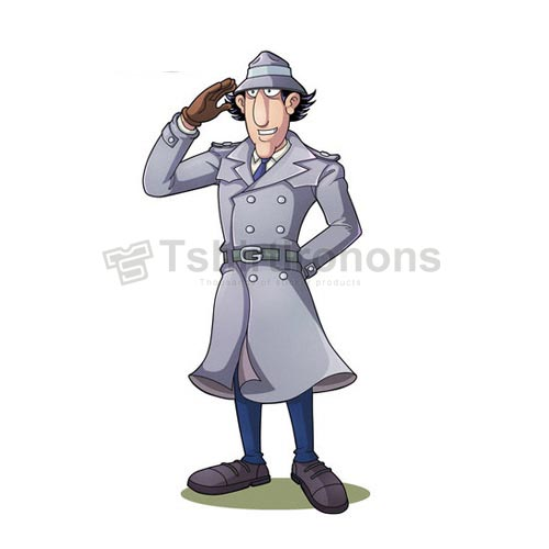 Inspector Gadget T-shirts Iron On Transfers N7324