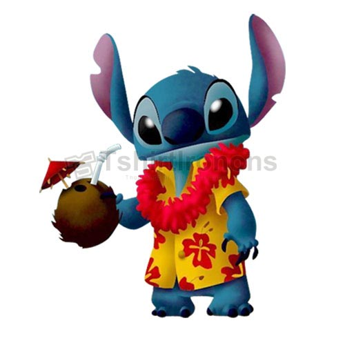 Lilo & Stitch T-shirts Iron On Transfers N6400