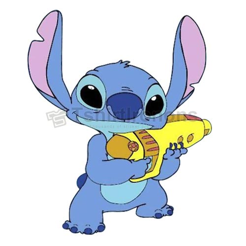 Lilo & Stitch T-shirts Iron On Transfers N6405
