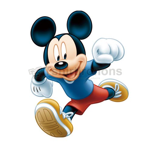 Mickey Mouse T-shirts Iron On Transfers N3892