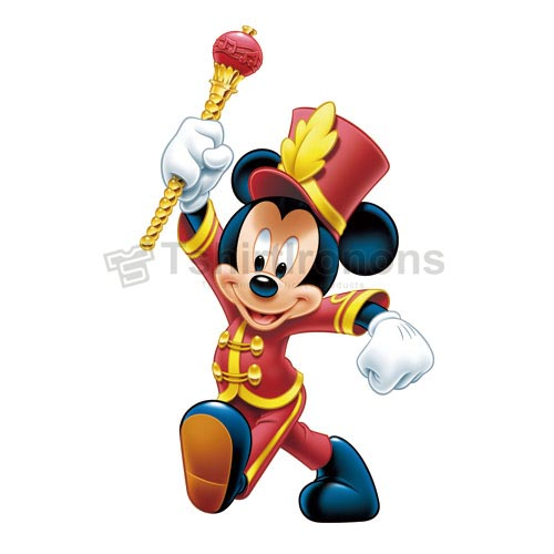 Mickey Mouse T-shirts Iron On Transfers N3893