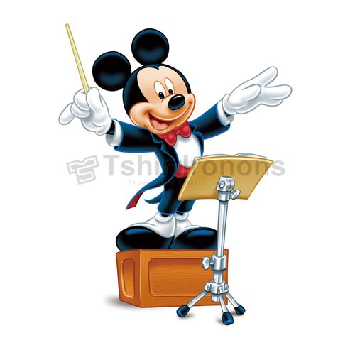 Mickey Mouse T-shirts Iron On Transfers N3894