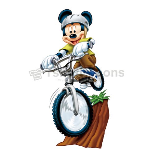 Mickey Mouse T-shirts Iron On Transfers N3896