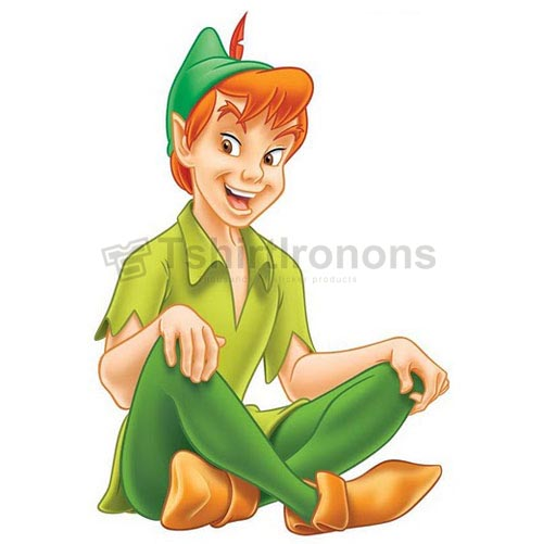 Peter Pan T-shirts Iron On Transfers N6575