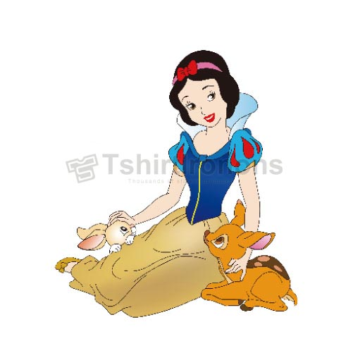 Snow White T-shirts Iron On Transfers N4182