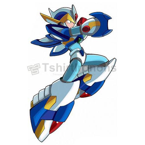 Rockman T-shirts Iron On Transfers N7015