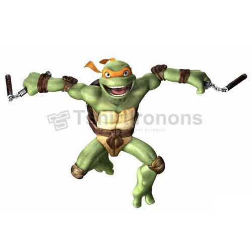 Teenage Mutant Ninja Turtles T-shirts Iron On Transfers N269