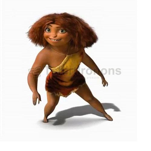 The Croods T-shirts Iron On Transfers N6236