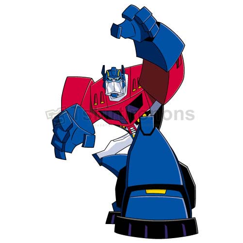 Transformers T-shirts Iron On Transfers N2548