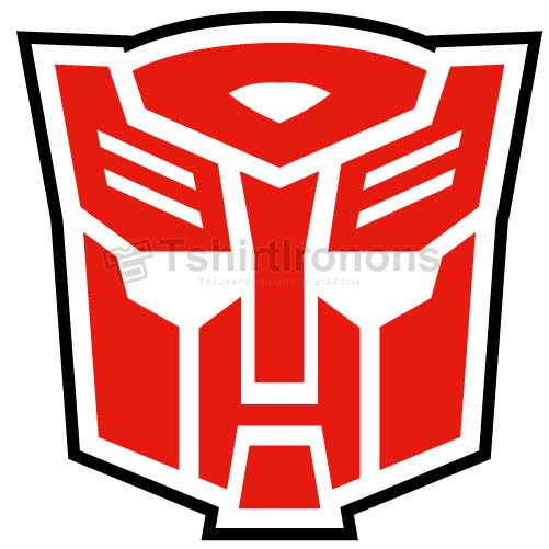 Transformers T-shirts Iron On Transfers N2552