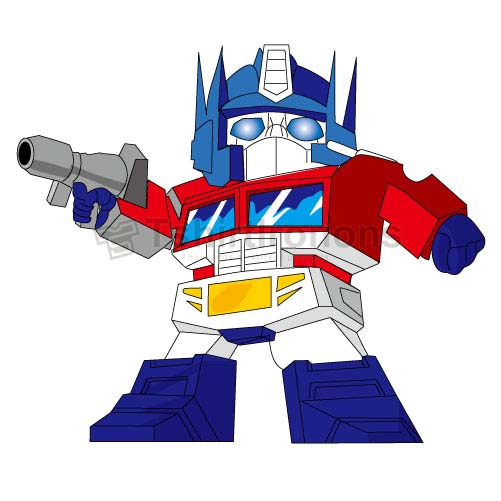 Transformers T-shirts Iron On Transfers N2559