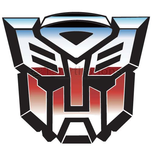 Transformers T-shirts Iron On Transfers N2561
