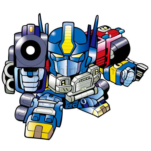 Transformers T-shirts Iron On Transfers N2564