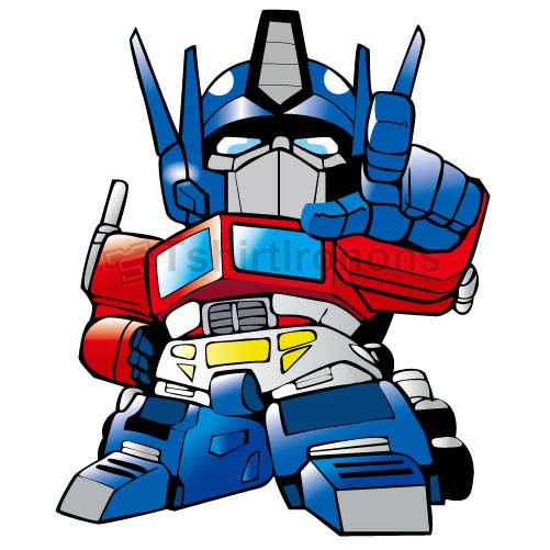 Transformers T-shirts Iron On Transfers N2566