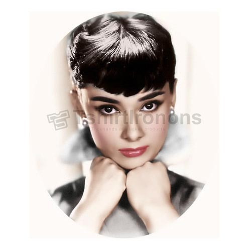 Audrey Hepburn T-shirts Iron On Transfers N7120