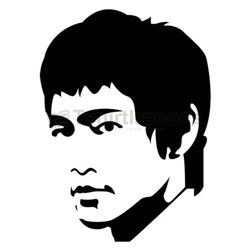 Bruce Lee T-shirts Iron On Transfers N7175