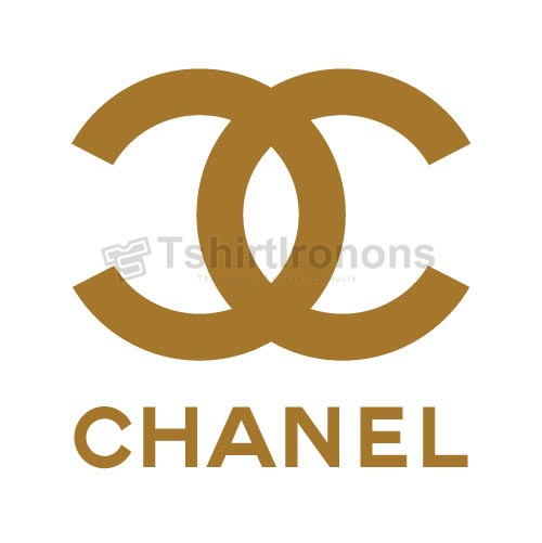 Chanel T-shirts Iron On Transfers N8317