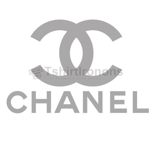 Chanel T-shirts Iron On Transfers N8319