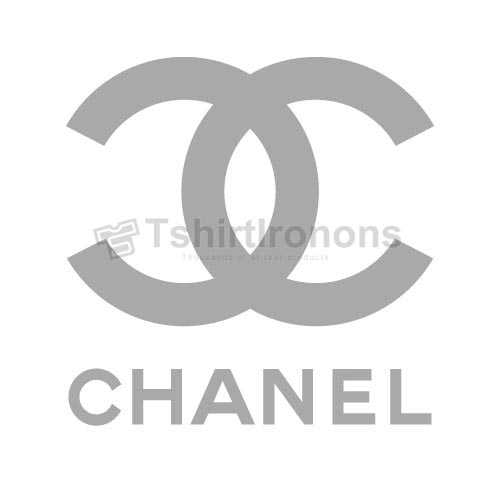 Chanel T-shirts Iron On Transfers N8320