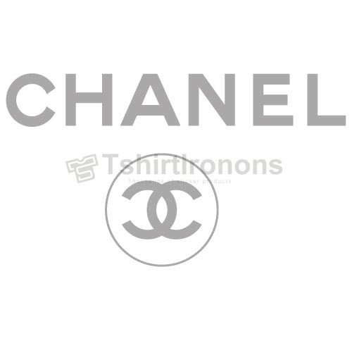 Chanel T-shirts Iron On Transfers N8321