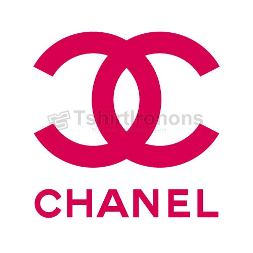 Chanel T-shirts Iron On Transfers N8323
