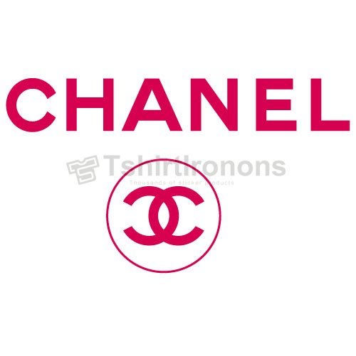 Chanel T-shirts Iron On Transfers N8324