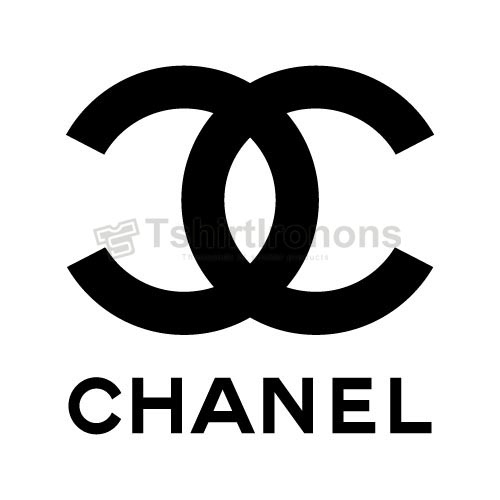 Chanel T-shirts Iron On Transfers N8326
