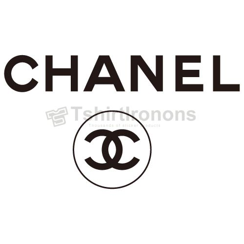 Chanel T-shirts Iron On Transfers N8327