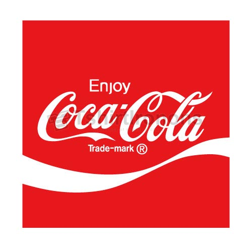 Coca Cola T-shirts Iron On Transfers N7301